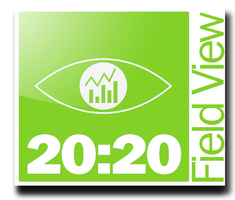20:20 Field View App now a registered trademark