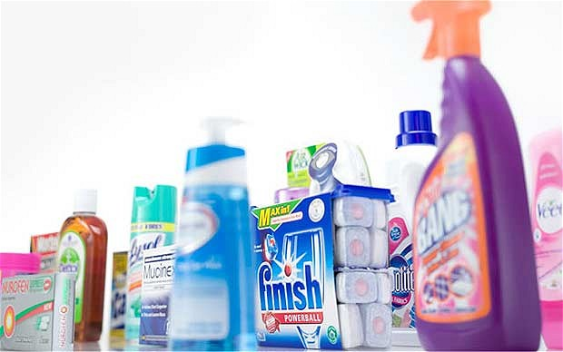 Reckitt Benckiser selects 20:20rdi to measure & improve sales